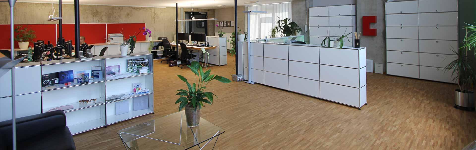 Das webDa Büro