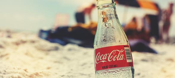 Coca Cola nutzt interaktive Werbung