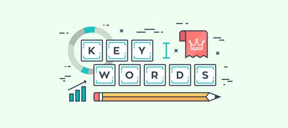 Keywords: Ein wichtiger Bestandteil im SEO Bereich