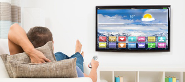 Online-Shopping am Smart TV?