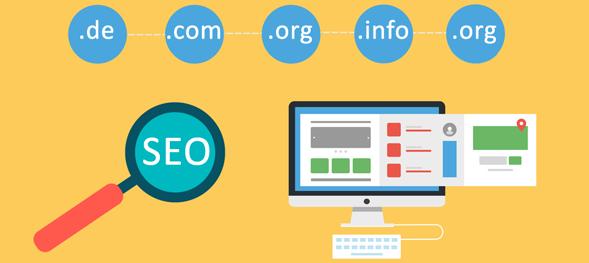 Auch beim Domainkauf ist SEO wichtig