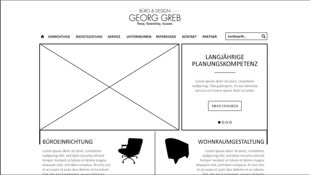 Büro & Design Greb Konzept