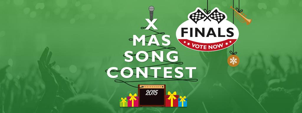 Thomann X-Mas Song Contest 2015