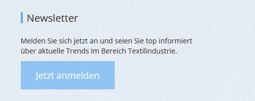 Swafing GmbH Newsletter