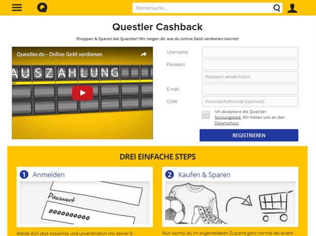 Questler Tablet