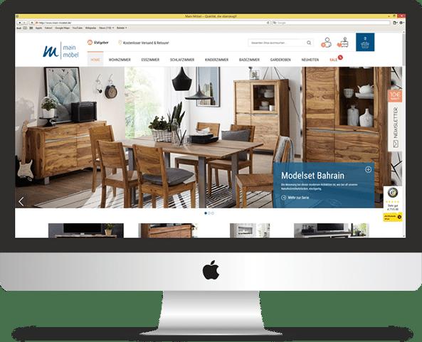 main m bel gmbh webda medien gmbh. Black Bedroom Furniture Sets. Home Design Ideas