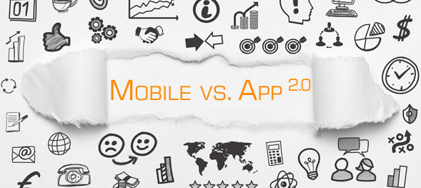 Mobile vs. App 2.0 - Aktuelle Statistiken als Entscheidungshilfe