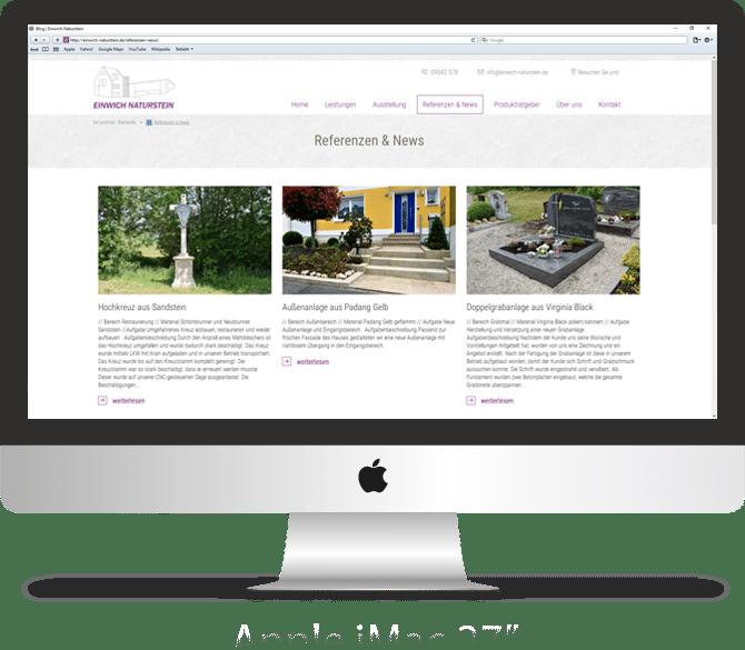 Einwich Naturstein Blog