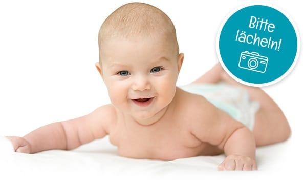 Bauchträume Baby-Fotowand
