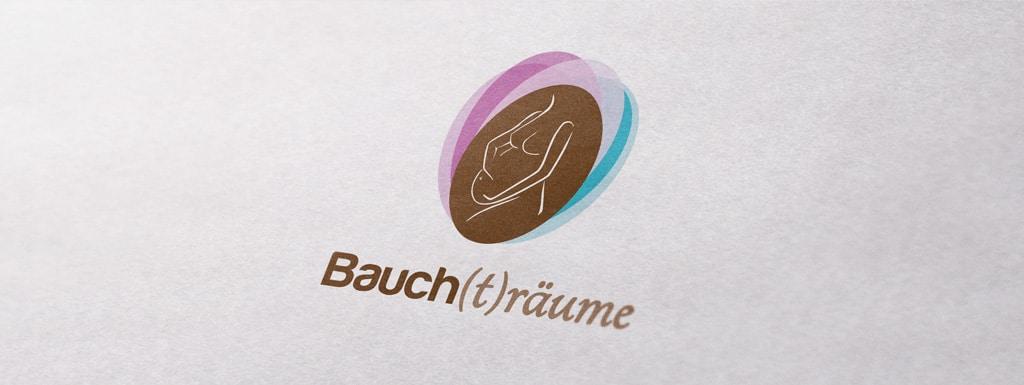 Bauchträume Logo