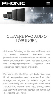 Phonic Smartphone