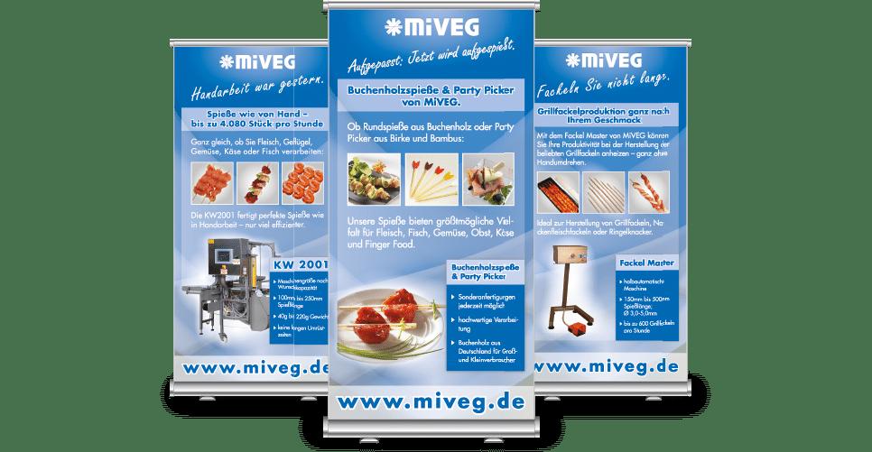 MiVEG GmbH Banner