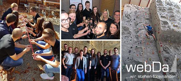 webDa Medien GmbH - Team-Event