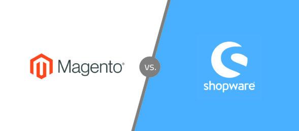 Magento 2 vs. Shopware 6
